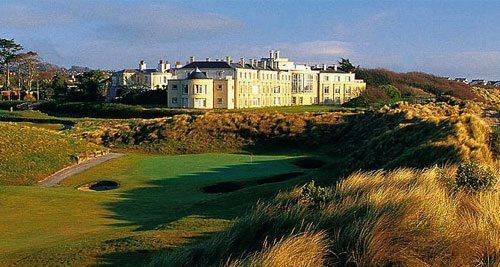 Portmarnock Hotel – SWING Golf Ireland – Irish Golf Vacations