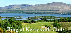 Irish Golf Courses | Ring Of Kerry Golf Club