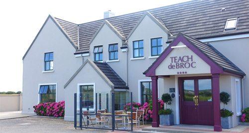 Teach de Broc - SWING Golf Ireland - Irish Golf Holidays