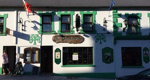 The Dingle Pub | Dingle Golf Links