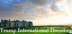 Irish Golf Courses | Trump International Golf Links Doonbeg