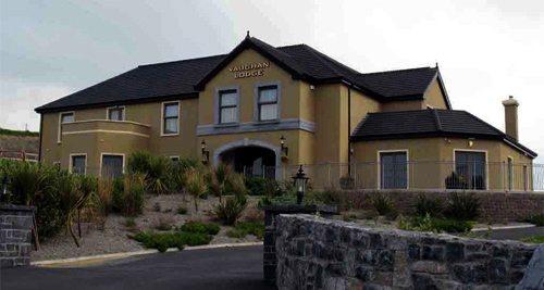 Vaughan Lodge - Swing Golf Ireland - Irish Golf Vacations