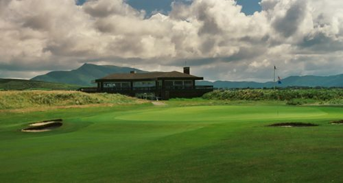 Waterville Golf Links 18th