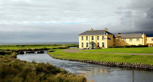 Waterville House - SWING Golf Ireland - Irish Golf Holidays