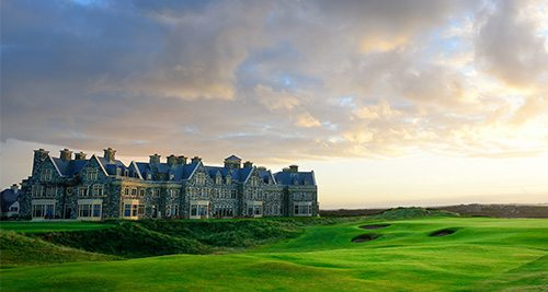 Trump International Golf Links Doonbeg Ireland