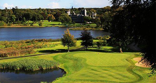 Dromoland Castle – SWING Golf Ireland – Irish Golf Vacations