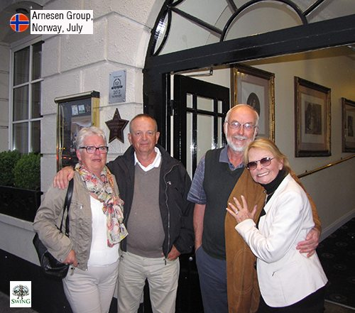 Fairview Guest House – SWING Golf Ireland – Irish Golf Vacations