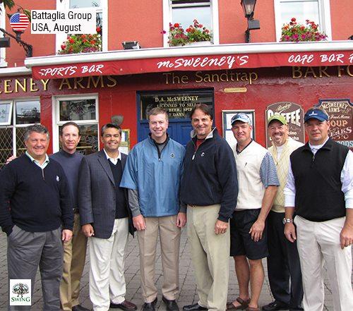 McSweeney Arms Killarney – SWING Golf Ireland – Irish Golf Vacations