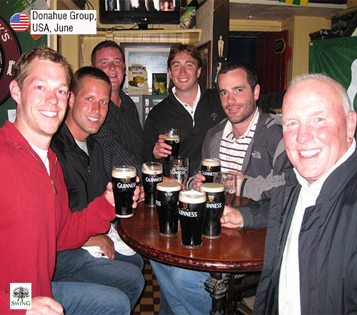 Murphys Bar Killarney – SWING Golf Ireland – Irish Golf Vacations