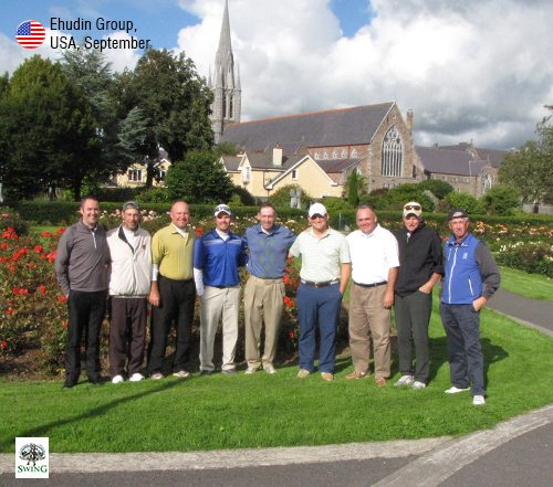 Tralee Town Park – SWING Golf Ireland – Irish Golf Vacations