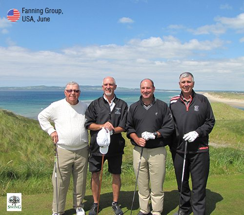 Lahinch Golf Club – SWING Golf Ireland – Irish Golf Vacations
