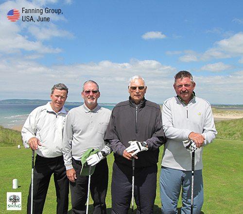 Lahinch Golf Club – SWING Golf Ireland – Irish Golf Vacations