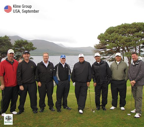 Killarney Golf Club – SWING Golf Ireland – Irish Golf Vacations