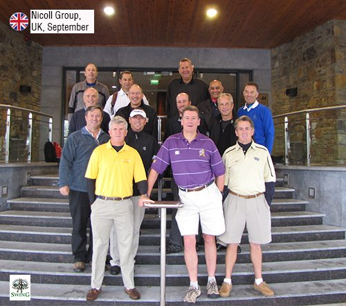 Fels Point Hotel Tralee  – SWING Golf Ireland – Irish Golf Vacations