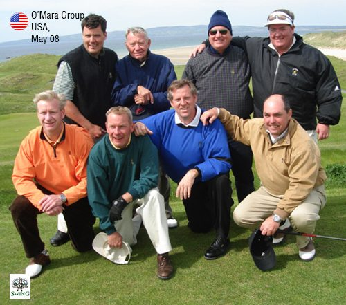 Dingle Golf Club – SWING Golf Ireland – Irish Golf Vacations