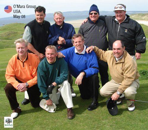 Dingle Golf Club – SWING Golf Ireland – Irish Golf Vacations