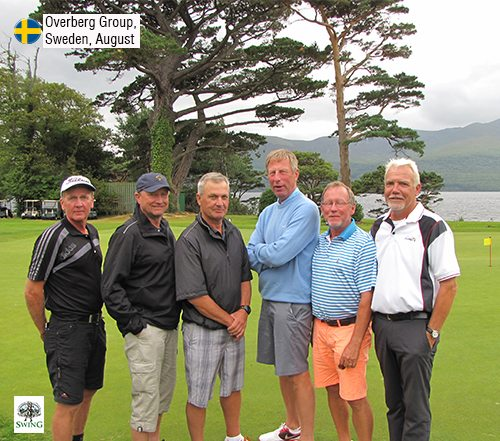 Killarney Golf Club – SWING Golf Ireland – Irish Golf Vacations