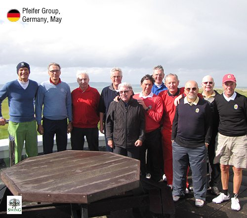 Tralee Golf Club – SWING Golf Ireland – Irish Golf Vacations