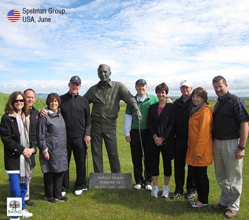 Tralee Golf Club – SWING Golf Ireland – Irish Golf Vacations