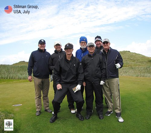 Ballybunion Golf Club – SWING Golf Ireland – Irish Golf Vacations