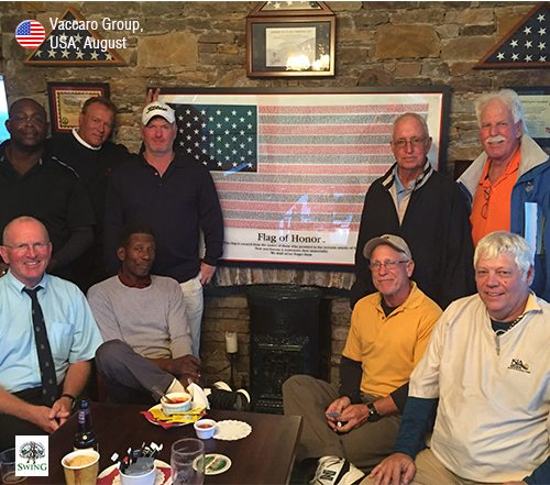 Waterville Golf Flag of Honor – SWING Golf Ireland – Irish Golf Vacations