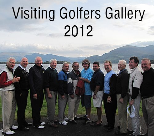 Visiting Golfers Gallery