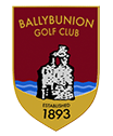 Ballybunion Golf Club Logo