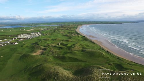 Ballybunion Golf Club - Have A Round On Us
