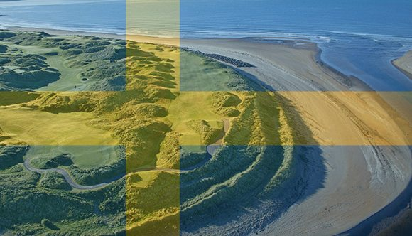 New Shannon Route Opens Door To Swedish Golfers