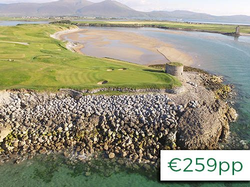 Early Bird Golf Break - Tralee Golf Club