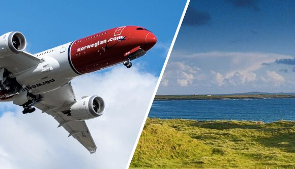 Norwegian Airlines Announce New USA To Ireland Routes