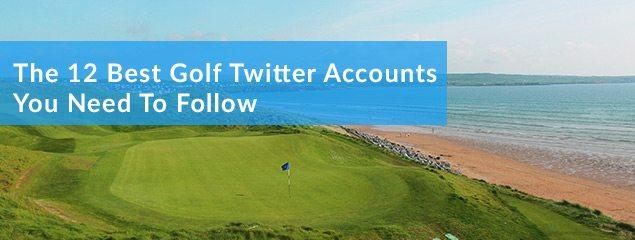 Best Golf Twitter Accounts