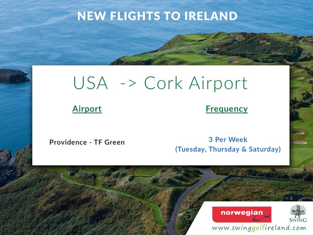 Flights To Cork | Norweigan Airlines
