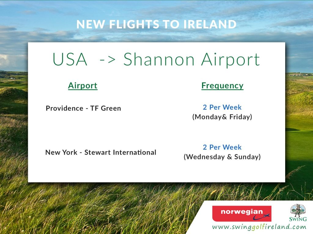 Flights To Shannon | Norweigan Airlines