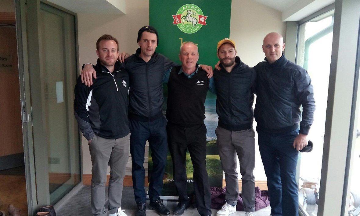 Jamie Dornan & Co Experience Ireland