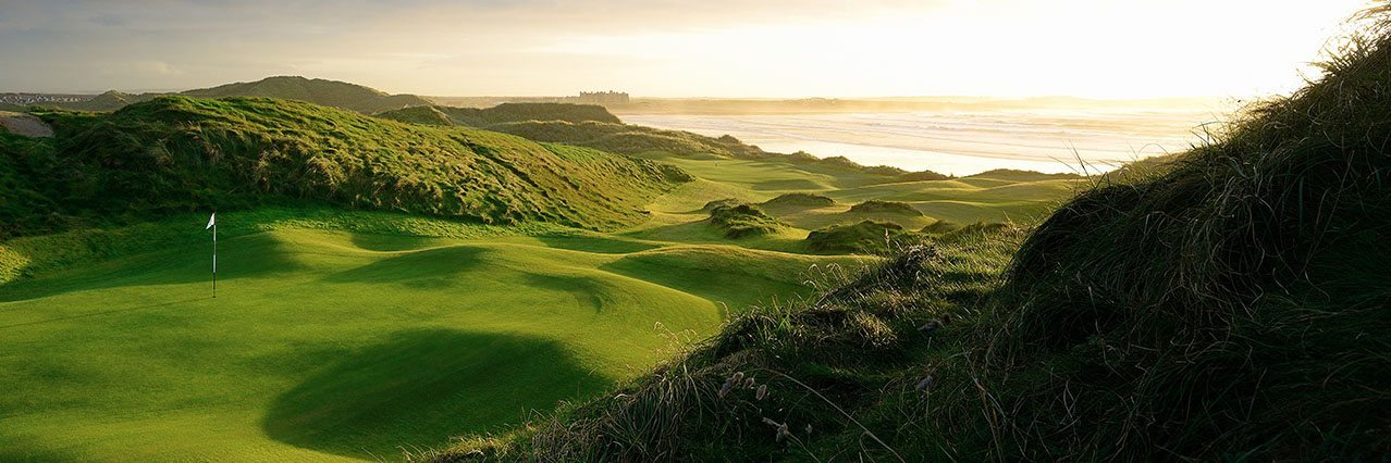 The West Clare Links