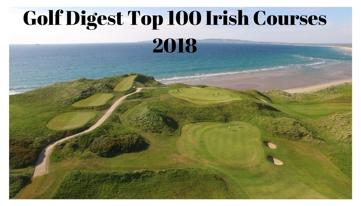 SWING Courses Perform Strongly In Golf Digest Top 100 2018