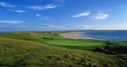 Ballybunion Old 10th Green