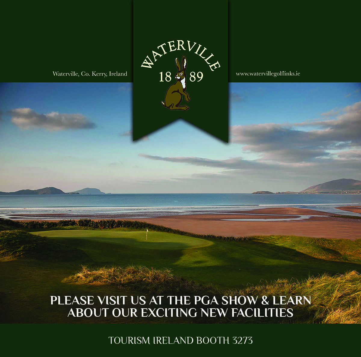 Waterville Golf Links 2019 update
