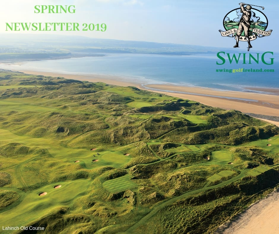 2019 Spring Newsletter – South West Ireland Golf